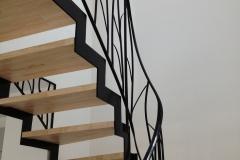 Fabricant escalier sur mesure a Annecy