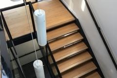 Fabrication escalier design a Seynod