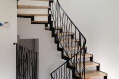 Fabrication escalier sur mesure a Annecy
