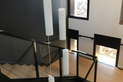 Fabrication escalier design a Annecy