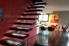 Fabricant escalier design a Annecy