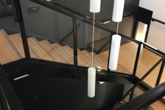 Fabrication escalier design en Haute Savoie